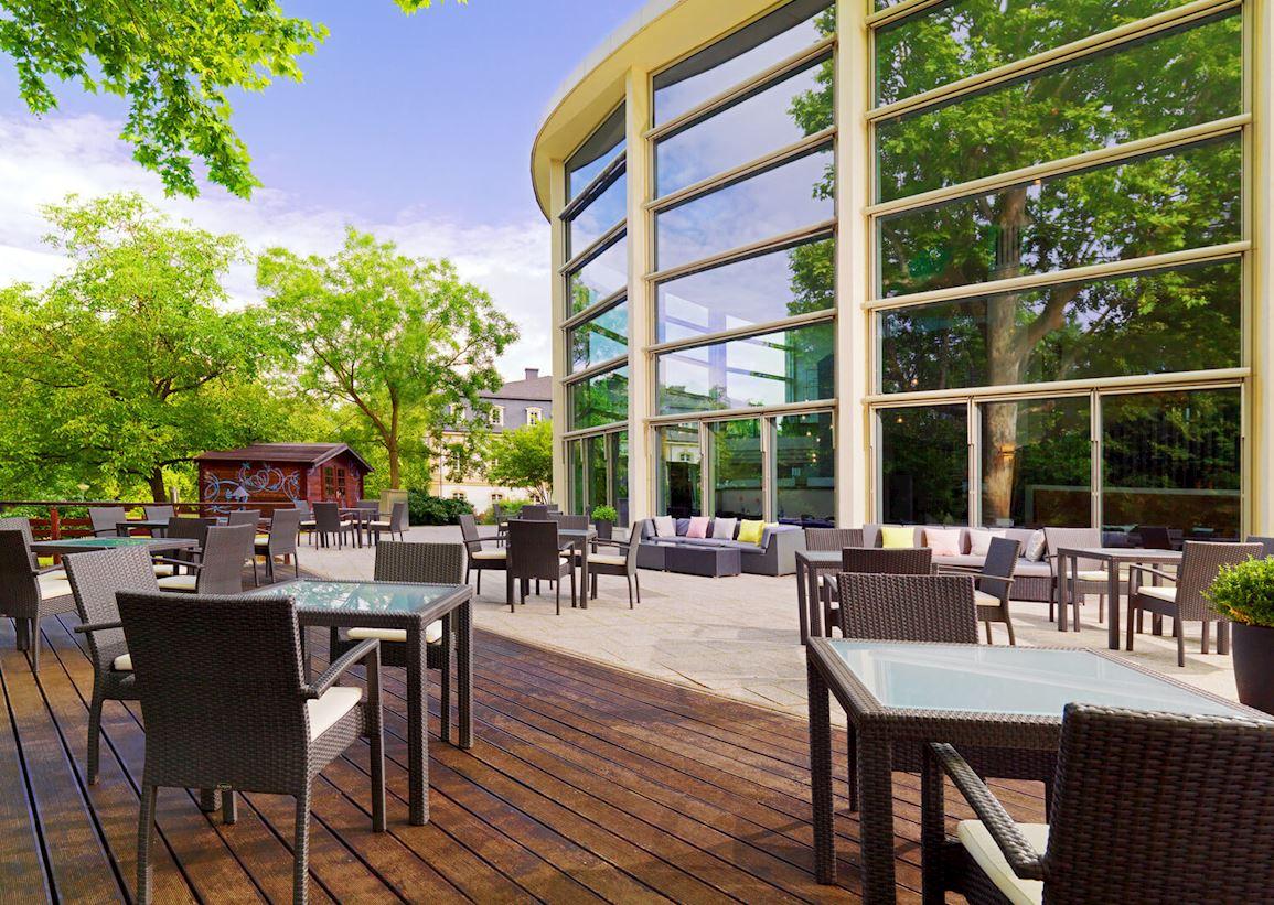 Restaurant Offenbach PURE Terrasse